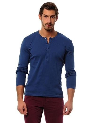 T-Box Sweatshirt İndigo